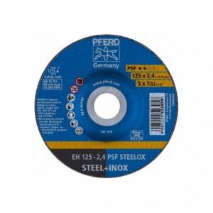 Tarcza 125x2.4x22 metal/inox Pferd PSF STEELOX 61720326 25 szt