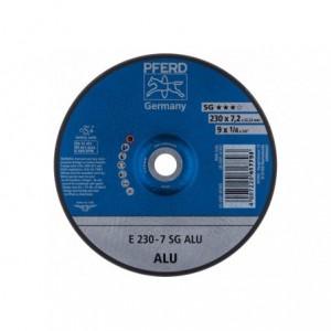 Tarcza 230x7.2x22 aluminium Pferd SG ALU 62223700 10 szt