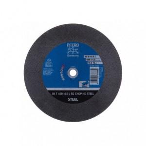 Tarcza 400x4x25.4 metal Pferd L SG CHOP HD STEEL 66324080 10 szt