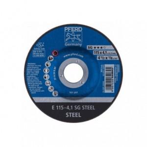 Tarcza 115x4x22 metal Pferd SG STEEL 62211436 10 szt