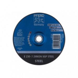 Tarcza 230x7.2x22 metal Pferd ZIRKON SGP STEEL 62223737 10 szt