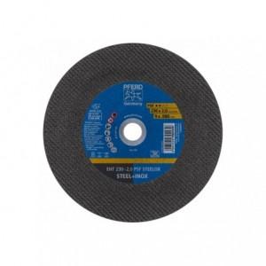 Tarcza 230x2x22 metal/inox Pferd PSF STEELOX 69901410 25 szt