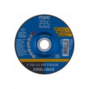 Tarcza 150x4x22 metal/inox Pferd PSF STEELOX 62015520 10 szt