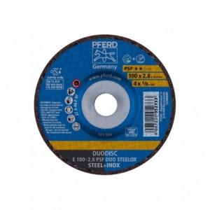 Tarcza 100x2.8x16 metal/inox Pferd PSF DUO STEELOX 62010632 10 szt