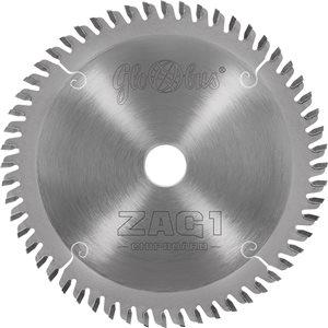 Piła HM ZAG 1 -CHIPBOARD- 0160x20x2,2/1,6/48z GA do zagłębiarek GLOBUS