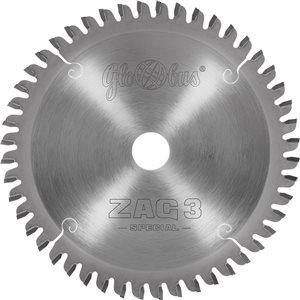 Piła HM ZAG 3 -SPECIAL- 0160x20x2,2/1,6/56z GA do zagłębiarek GLOBUS