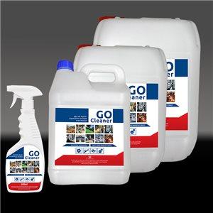 Płyn GO Cleaner 10 L - do mycia i czyszczenia narzędzi oraz maszyn GLOBUS