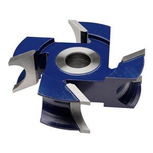 Frez HSS nasadzany ćwierćokrągły wklęsły 0120x30x35/4z R12,5 GLOBUS