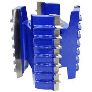 Frez HSS do deski tarasowej 0140x40x140/4z CL570-0140-0002 GLOBUS