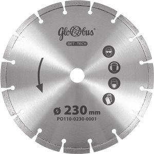 Piła/ściernica BET-TECH 0230x22,23 do pilarek szybkoobrotowych (m.in. kątówek) GLOBUS