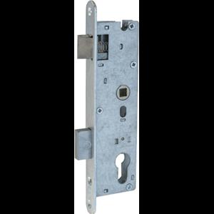 Zamek do drzwi 72/34 wpuszczany na wkładkę bębenkową ZW1