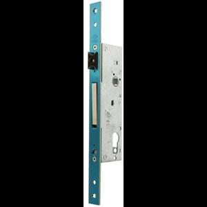 Zamek do drzwi 85/35 wpuszczany na wkładkę bębenkową CISA