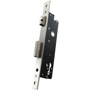 Zamek do drzwi 92/30 wpuszczany na wkładkę bębenkową GNS 7791