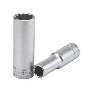 Nasadka dwunastokątna 19mm długa z chwytem 1/2'' TengTools 2573-1001