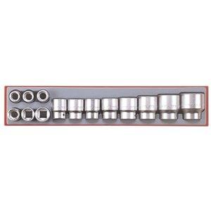 Zestaw 14 nasadek 6-kątnych 3/4'' TengTools 10154-0102