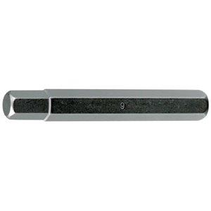Bit imbusowy długi do gniazd sześciokątnych 8mm TengTools 10188-0409