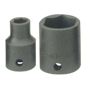 Nasadka udarowa 12mm ze stali chromowo-molibdenowej z chwytem 3/8'' TengTools 11483-0409