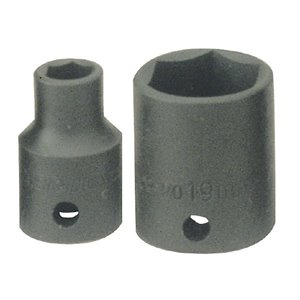 Nasadka udarowa 16mm ze stali chromowo-molibdenowej z chwytem 3/8'' TengTools 11483-0706