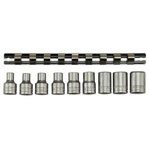 Zestaw Kluczy nasadowych 1/2'' z łbami trzpieniowymy TX TengTools 11661-0104