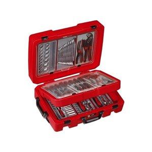 Walizka narzędziowa 110-elem. SC01 TengTools 14429-0103