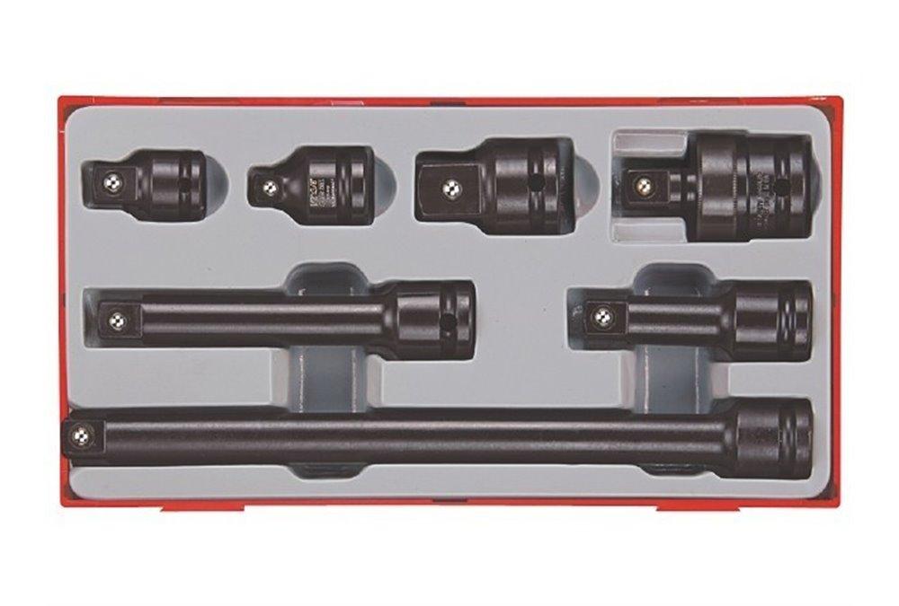 Zestaw 13 nasadowych maszynowych calowych TengTools 16068-0104