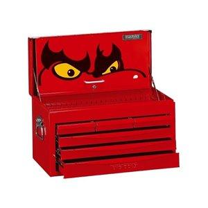 Skrzynka narzędziowa pusta 4 szuflady TC806SV TengTools 16262-0108