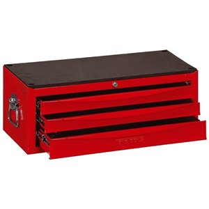 Skrzynka narzędziowa pusta 3 szuflady TC803SV TengTools 16682-0100