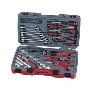 Zestaw kluczy nasadowych z chwytem 3/8''. T3867 TengTools 16720-0104
