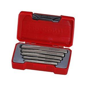 Zestaw wykrętaków do urwanych uszkodzonych śrub TMSE05 TengTools 17227-0100