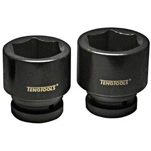 Nasadka udarowa 80mm ze stali chromowo molibdenowej z chwytem 1 1/2'' TengTools 17284-0902