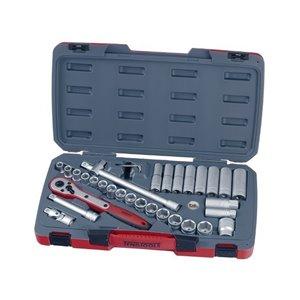 Zestaw kluczy nasadowych z chwytem 1/2'' M1234 TengTools 17457-0101
