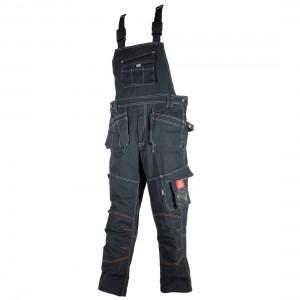 Spodnie robocze ochronne ogrodniczki URGENT URG-B rozmiar 48