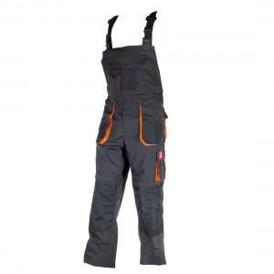 Spodnie robocze ochronne ogrodniczki URGENT URG-A rozmiar 56