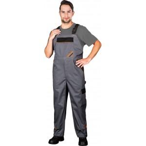 Spodnie robocze ogrodniczki ochronne PROMASTER PRO-B REIS rozmiar 62