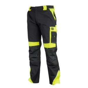 Spodnie robocze odblaskowe ochronne URGENT URG-Y rozmiar 46