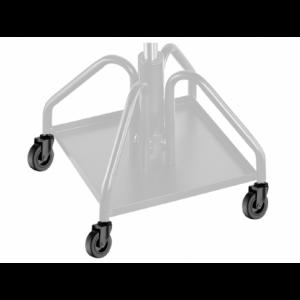 Kółka do stołka warsztatowego i wózka-leżanki Luna 205452005