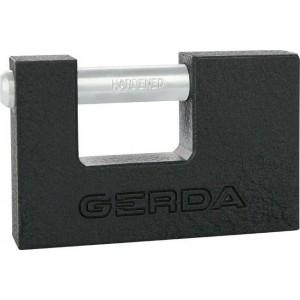 Kłódka żeliwna trzpieniowa GERDA KZZT S90