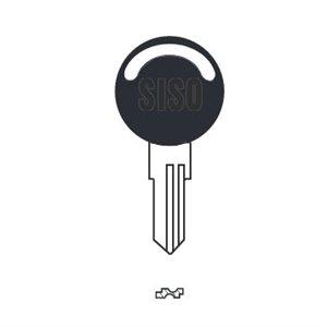 Klucz surowy SISO FN2 do zamka x850