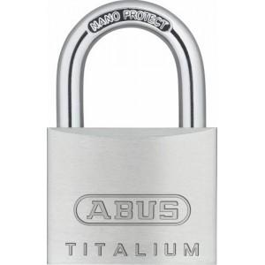 Kłódka aluminiowa 50mm ABUS 727 TITALIUM™