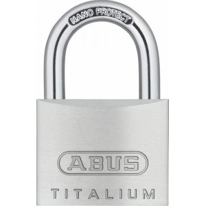 Kłódka aluminiowa 45mm ABUS 727 TITALIUM™