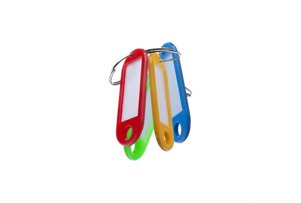 Identyfikator jednostronny do kluczy drzwiowych losowy kolor