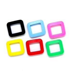 Nakładka kwadratowa na klucz losowy kolor