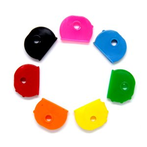 Nakładka miękka duża na klucz losowy kolor
