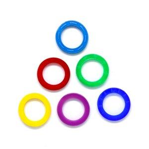 Nakładka pierścieniowa na klucz losowy kolor