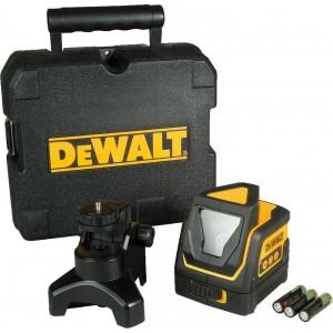 Laser samopoziomujący linia 360° + linia pionowa DeWALT DW0811-XJ