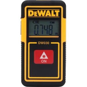 Kieszonkowy dalmierz laserowy 9m DeWALT DW030PL