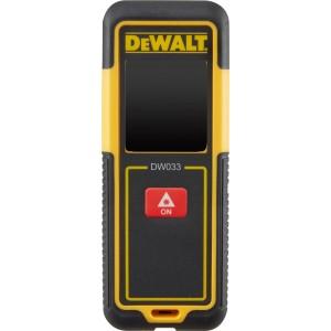 Dalmierz laserowy 30m DeWALT DW033
