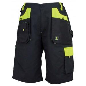 Krótkie spodnie robocze odblaskowe ochronne Urgent URG-Y rozmiar 44