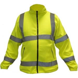Bluza polar ostrzegawczy żółty KEPLER S