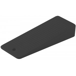 Klin pod drzwi czarny Dexpro 16K01